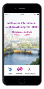 MIBC2018 Welcome App
